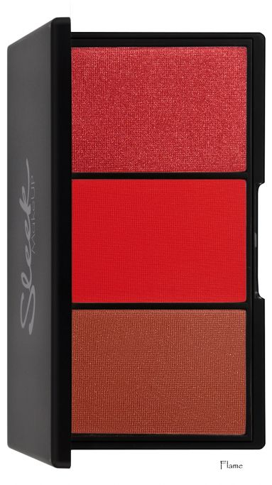 Sleek MakeUp | Blush by 3 - Flame