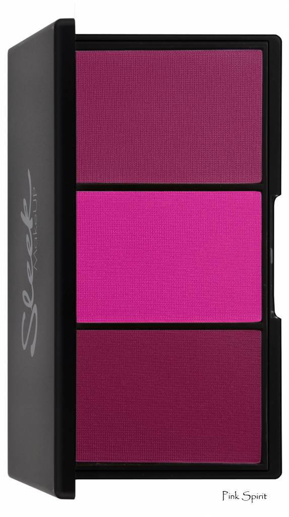 Sleek MakeUp | Blush by 3 - Pink Sprint