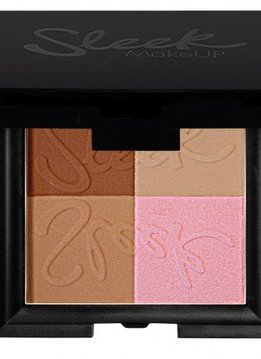 Sleek MakeUp | Bronze Block - Light