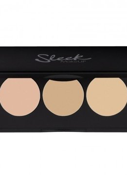 Sleek MakeUp | Corrector and Concealer palette - 01