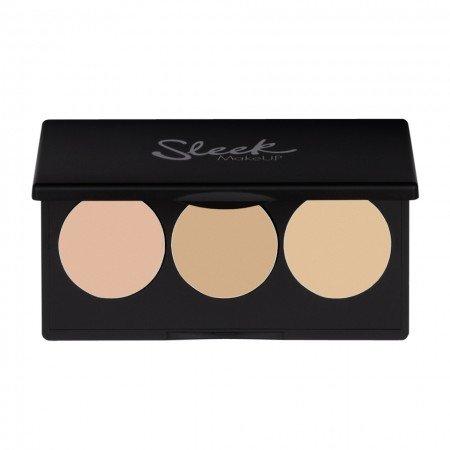 Sleek MakeUp | Corrector and Concealer palette - 01