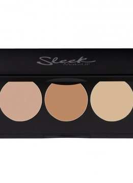 Sleek MakeUp | Corrector and Concealer palette - 02