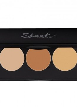 Sleek MakeUp | Corrector and Concealer palette - 03