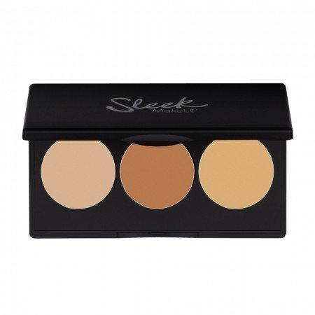 Sleek MakeUp   Corrector and Concealer palette - 03