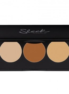 Sleek MakeUp | Corrector and Concealer palette - 04