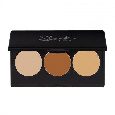 Sleek MakeUp | Corrector and Concealer palette - 04