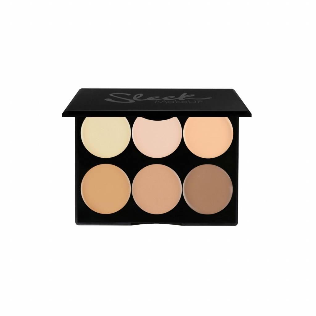 Sleek MakeUp   Cream Contour Kit - Light
