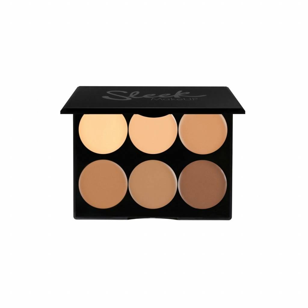 Sleek MakeUp | Cream Contour Kit - Medium