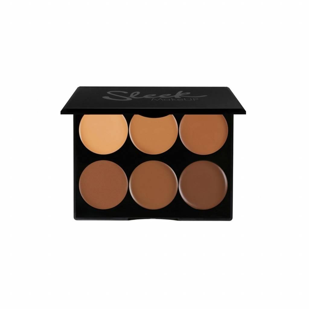 Sleek MakeUp | Cream Contour Kit - Dark