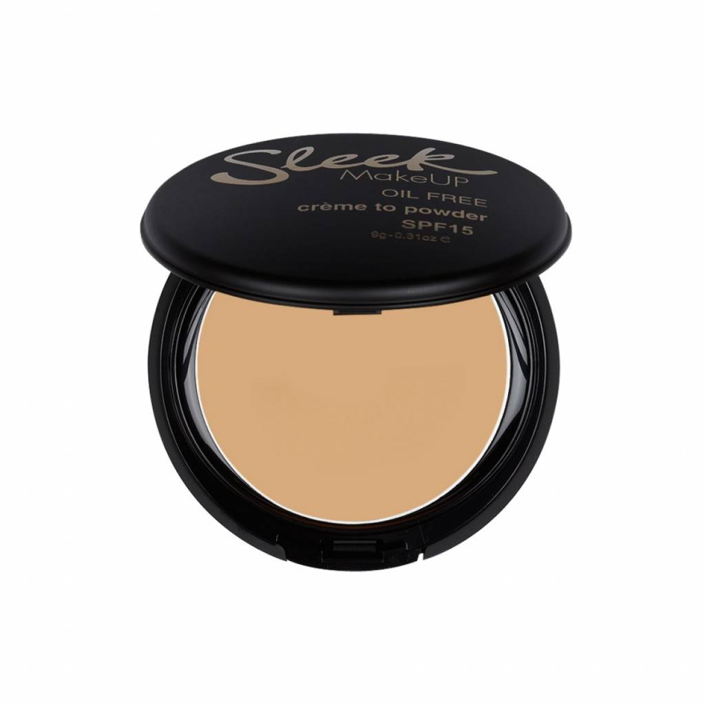 Sleek MakeUp | Creme To Powder Foundation - Calico