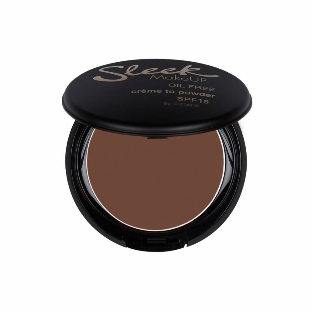 Sleek MakeUp | Creme To Powder Foundation - Coffee Bean