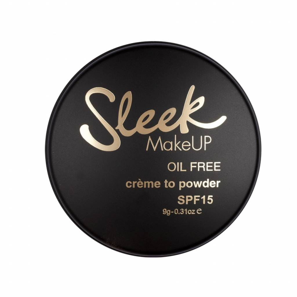 Sleek MakeUp | Creme To Powder Foundation - Hot Chocolate