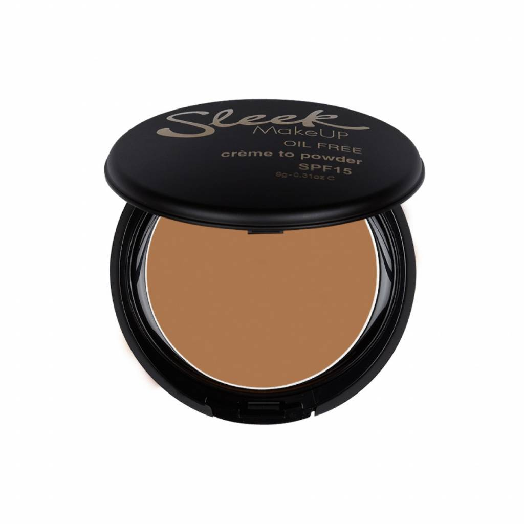 Sleek MakeUp | Creme To Powder Foundation - Latte