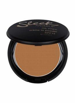 Sleek MakeUp | Creme To Powder Foundation- Noisette