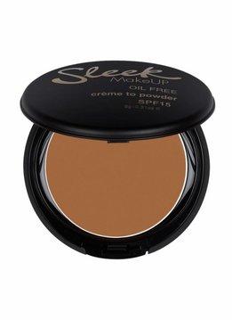 Sleek MakeUp | Creme To Powder Foundation - Terracotta