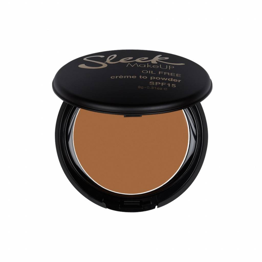 Sleek MakeUp | Creme To Powder Foundation - Terracotta