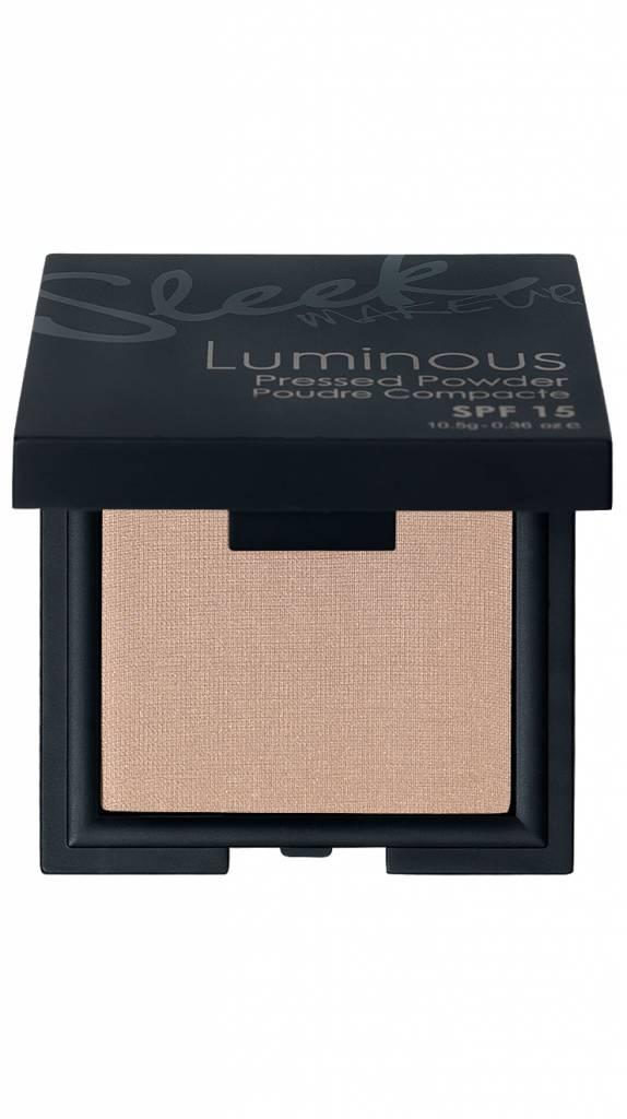 Sleek MakeUp   Luminuous Pressed Powder - Light