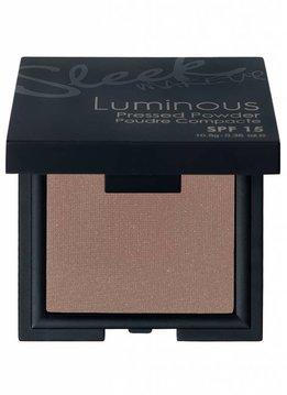 Sleek MakeUp | Luminuous Pressed Powder - Medium