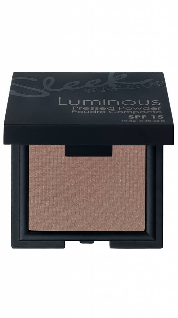 Sleek MakeUp | Luminuous Pressed Powder - Medium