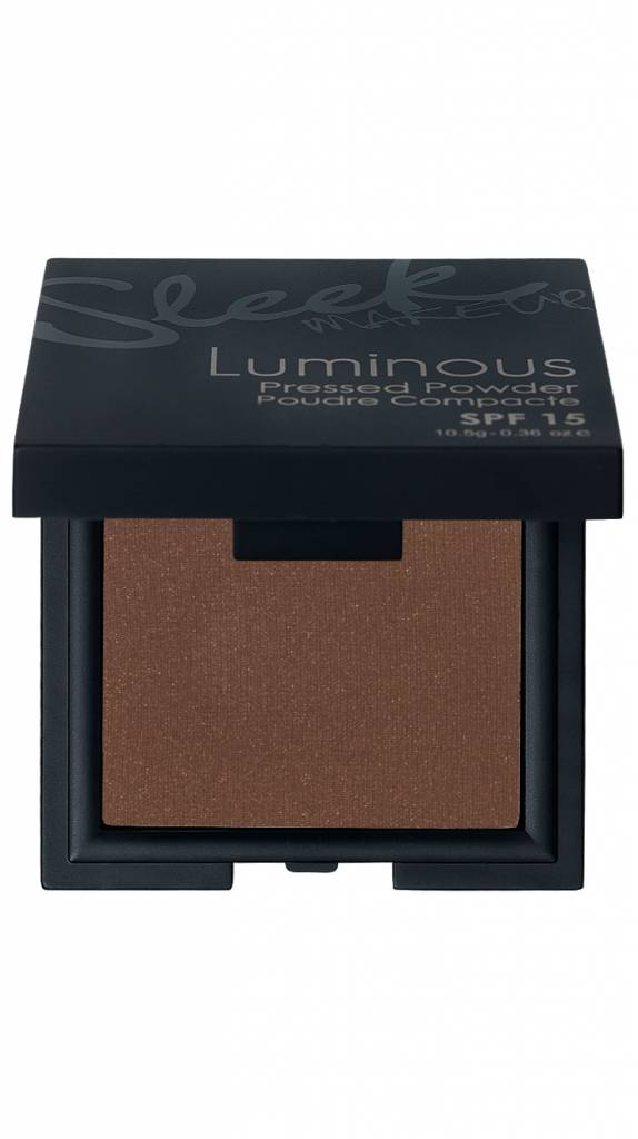 Sleek MakeUp | Luminous Pressed Powder - Dark