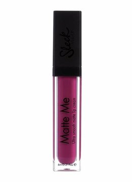 Sleek MakeUp | Matte Me Lipgloss - Fandango Purple