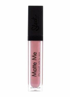 Sleek MakeUp | Matte Me Lipgloss - Petal