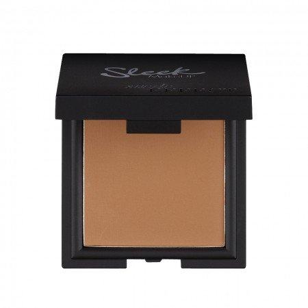 Sleek MakeUp | Suede Effect Pressed Powder - Light