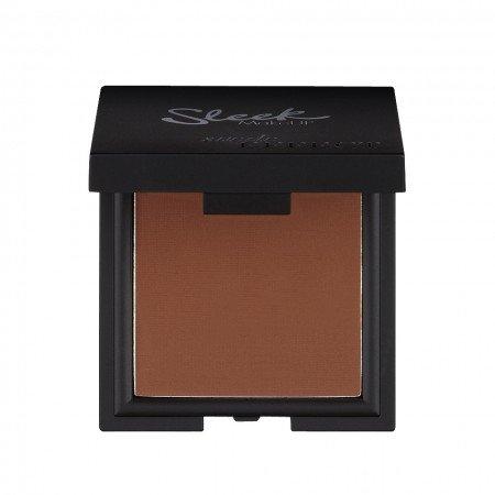 Sleek MakeUp | Suede Effect Pressed Powder - Dark