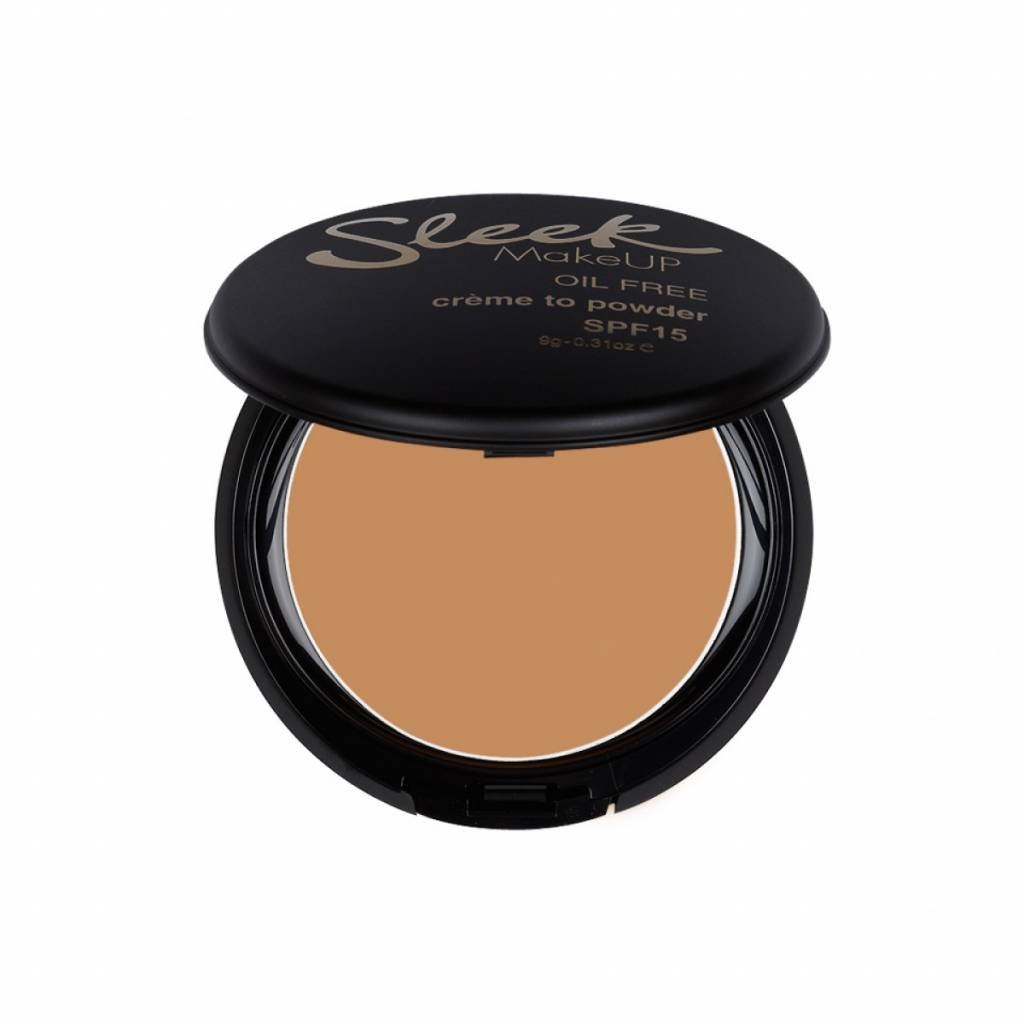 Sleek MakeUp | Creme To Powder Foundation - BamBoo