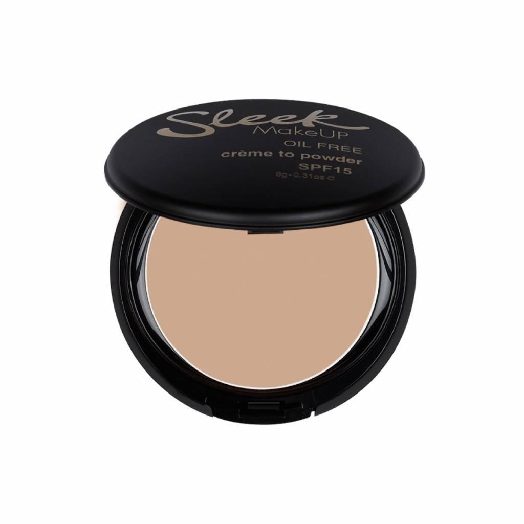 Sleek MakeUp | Creme To Powder Foundation - Oyster