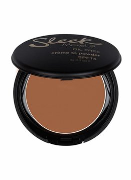 Sleek MakeUp | Creme To Powder Foundation - Sepia