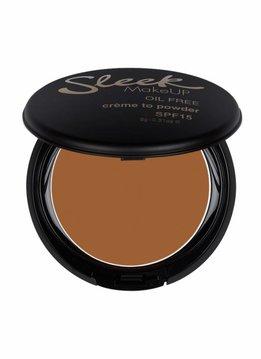 Sleek MakeUp | Creme To Powder Foundation - Toffee