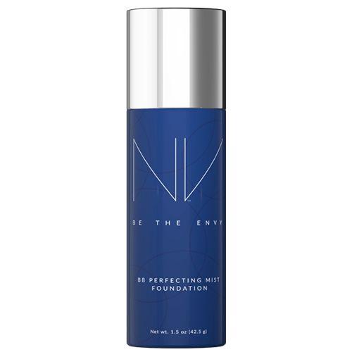 NV Spray Foundation - W7 Warm Honey