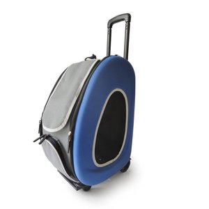 InnoPet Trolley 4 in 1 Blauw
