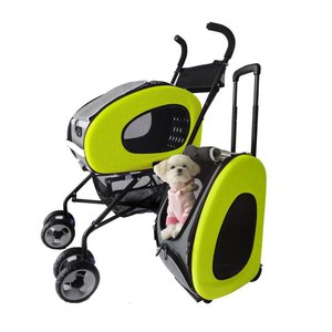 InnoPet Hondenbuggy 5 in 1 Lime