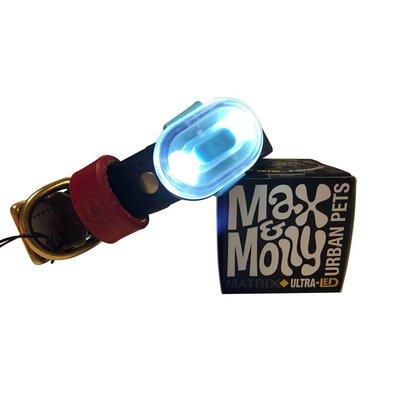 Max & Molly Honden veiligheids verlichting Matrix Ultra Led