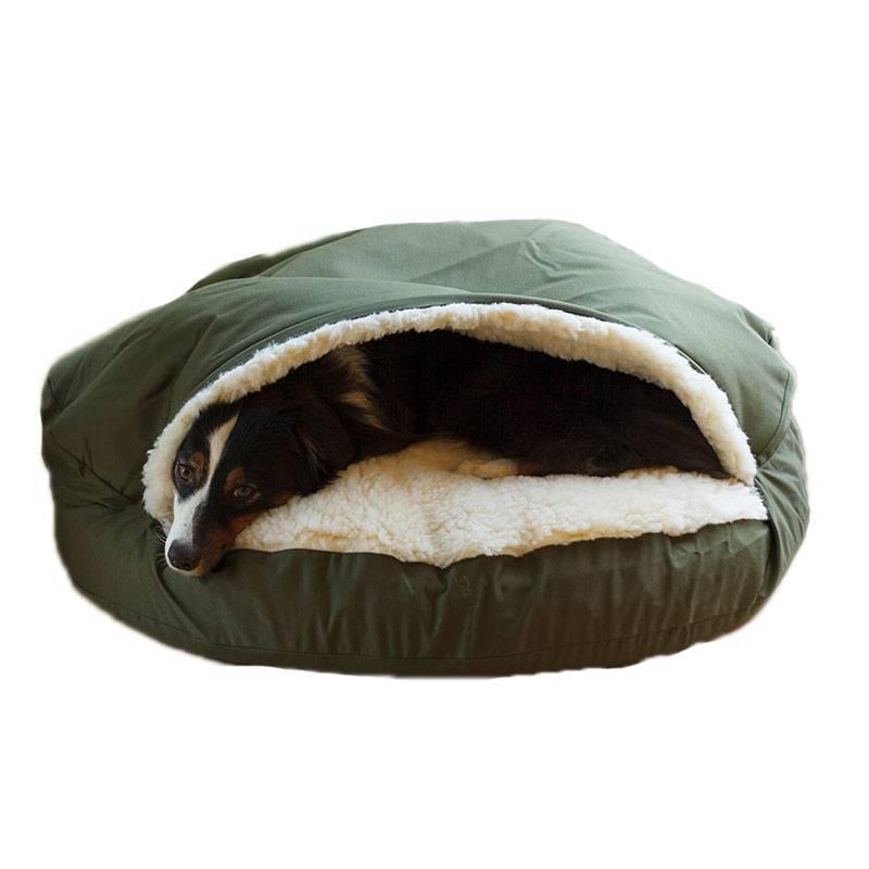 Een hond woont en slaapt fijner met producten van MadeForDogs.