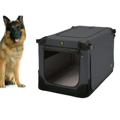 Maelson Hondenbench Soft Kennel Antraciet