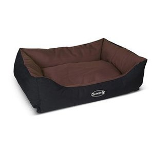 Scruffs Expedition Box Bed Bruin