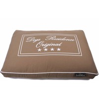 Lex & Max Boxbed Dogs Residence Taupe