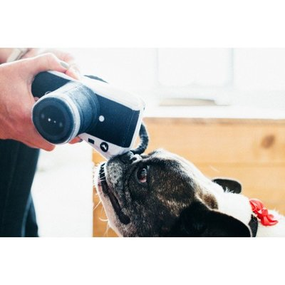 P.L.A.Y. Hondenspeeltje Pluche Camera met Pieper