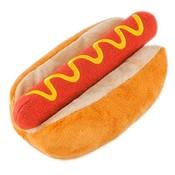 P.L.A.Y. Pluche Hotdog Met Geluidjes En Onderdelen