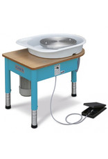 Rohde Rohde HMT500 Electric potters Wheel with seat