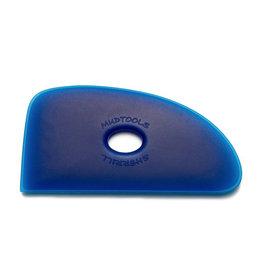 Mudtools Mudtools Polymer rib size 4 Blue (firm)