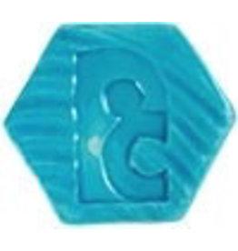 Potterycrafts Potterycrafts Turquoise raku glaze 850˚c- 1000˚c