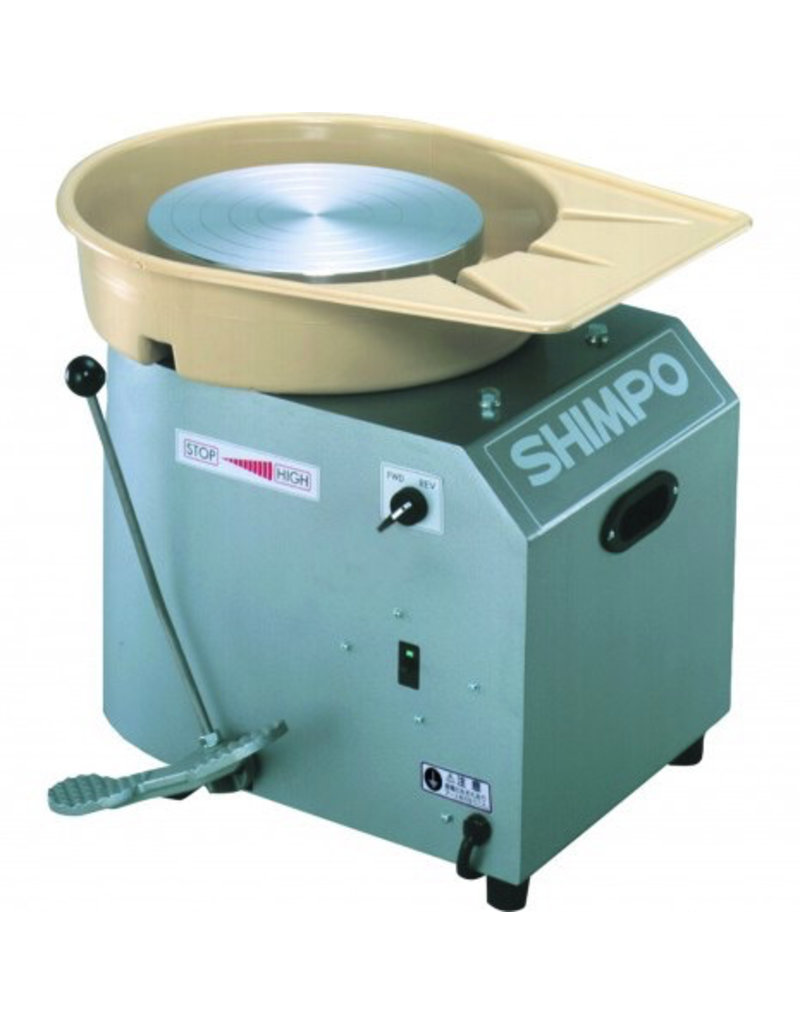Shimpo Shimpo RK3D Whisper Potter's Wheel