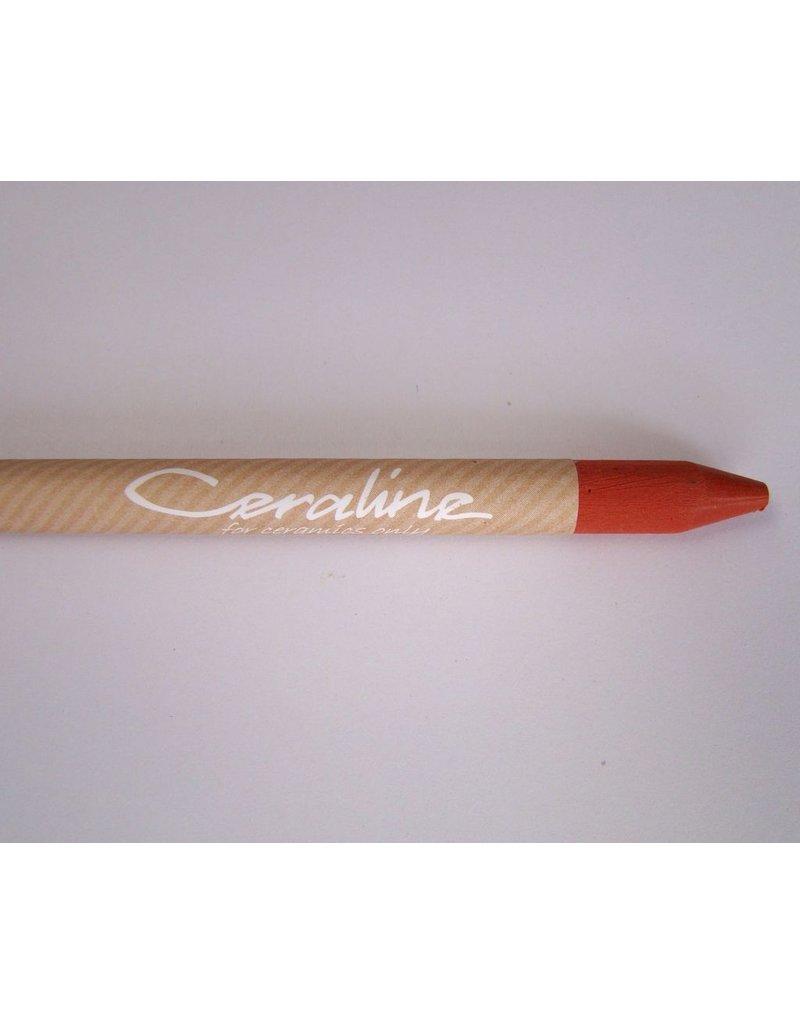 Ceraline Ceraline Earthenware Crayon Red