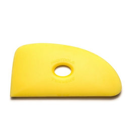 Mudtools Mudtools Polymer rib size 4 Yellow (soft)