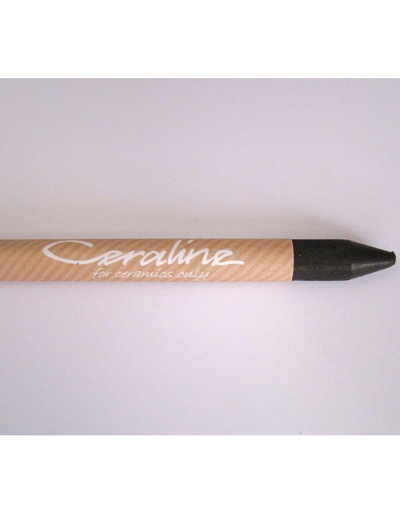 Ceraline Ceraline Earthenware Crayon Black
