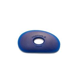 Mudtools Mudtools Polymer rib size 0 Blue (firm)